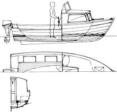 Wooden Fishing Boat Plans Free by March 2015 Av