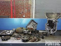 pontiac turbo 400 upgrades high performance pontiac rod