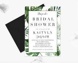 shower invitations bridal shower invitations