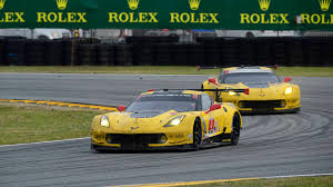 race to win corvette chevrolet to take two corvettes to race at le mans autoweek