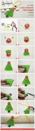 images of how to make beaded christmas ornaments all can