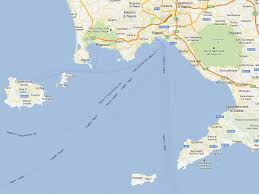 Map Of Capri Italy by Revamped Google Maps In Croatia Czech Republic Greece Ireland