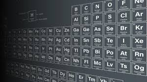 Royal Society Of Chemistry Periodic Table 2019 To Be The International Year Of The Periodic Table News