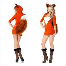 foxy costume foxy animal costumes for women foxy costume