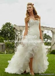 wedding dresses to wear with cowboy boots high low wedding dresses with cowboy boots 2016 2017 b2b fashion