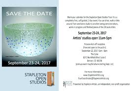 save the date emails save the date for open studios stapleton denver