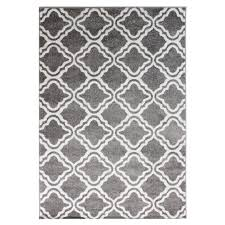 Orange And Grey Rugs Flooring Orange Polypropylene Rugs With Traditional Pattern For
