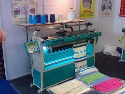 sweater machine semi computerized flat knitting machine at rs 170000 unit semi