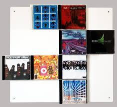 wandregale farbig unsere cd wall4x4 mehr als nur ein cd regal mit unserer cd wand