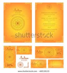 indian menu template indian restaurant stock images royalty free images vectors