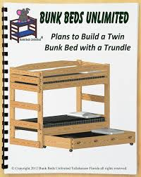 Woodworking Plans For Bunk Beds Free by Amazon Com Bunk Bed Diy Woodworking Plan To Build Your Own