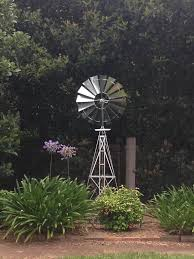 garden windmill 7 foot weathervane glenview products