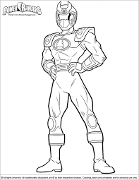 100 ideas power rangers dino thunder coloring pages