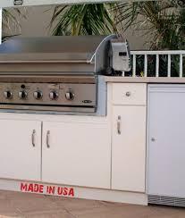 Outdoor Kitchen Cabinets Polymer Indoor Outdoor Cabinets And Furniture U2013 Dewitt Starboard