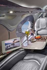 Private Jet Interiors Stunning Private Jet Interiors Shortlist