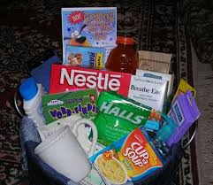 get well soon basket ideas the another monkey fall festival and the get well soon basket