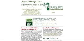 Monster Resume Samples by Monster Resume Writing Service Review Free Resume Example And
