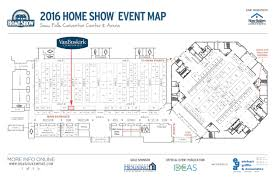 Sioux Falls Map 2016 Home Show