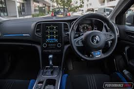 renault 4 gear shift 2017 renault megane gt review video performancedrive