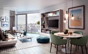 One Bedroom Townhouse Royal Wharf London Official Website Priority Booking Here