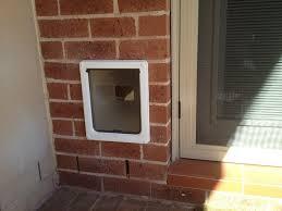 sliding glass door with doggie door gallery welcome to atlantic pet doors take the road less