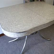 1950s chrome kitchen table and chairs vintage 1950 s formica and chrome kitchen table ate all my meals on