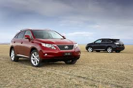 lexus rx red lexus rx270 rx350 and rx450h review al10 2009 15