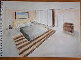 dessiner une chambre en perspective charming dessin d une chambre en perspective 0 dessin de avec dessin