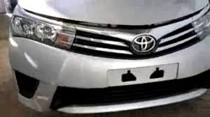latest toyota toyota corolla gli 1 8 2016 latest features and price in pakistan