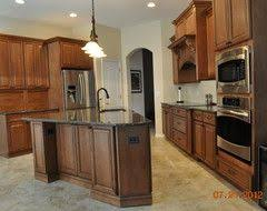 triangle trapezoid shaped kitchen island kitchen remodel