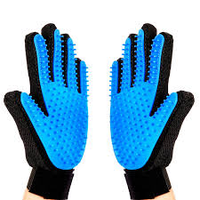 How To Remove Cat Hair From Clothes Amazon Com Pet Hair Remover Glove Gentle Pet Grooming Glove