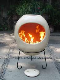 Mexican Outdoor Fireplace Chiminea Modern Decoration Mexican Chiminea Alluring Mexican Outdoor Clay