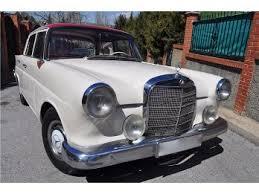 mercedes espa l used mercedes 190 of 1961 111 000 km at 24 800
