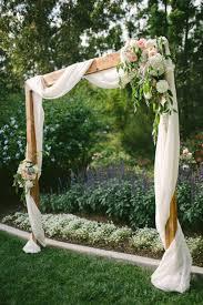 Simple Backyard Wedding Ideas Simple Backyard Wedding Viverati