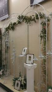 wedding arches at hobby lobby hobby lobby 40 rental comes in 4 pieces wing nut put together