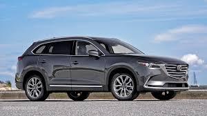 mazda crossover driven 2017 mazda cx 9 signature awd autoevolution