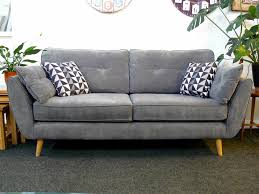 French Chaise Lounge Sofa by Only 559 French Connection Zinc Sofa In Pewter Fabric Free