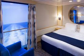 an inside room with a view royal caribbean connect
