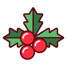 christmas mistletoe christmas mistletoe transparent png svg vector