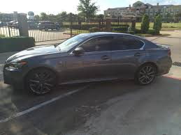 lexus gs f for sale tx fs lease 2014 lexus gs350 f sport grey red houston tx