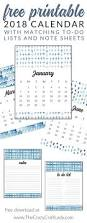 321 best free printable 2018 calendars images on pinterest drawing
