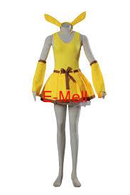online buy wholesale pikachu halloween costume from china pikachu