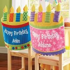 it s my birthday chair cover idea to go with the you re