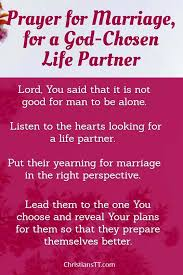 marriage prayers for couples prayer for marriage for a god chosen partner