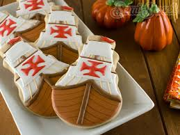 thanksgiving mayflower cookies semi sweet designs