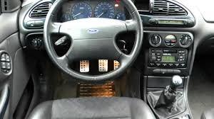 ford mondeo 2 5 24v v6 st200 airco leder recaro interieur