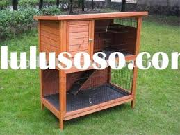 2 story wooden rabbit hutch fsc for sale price china