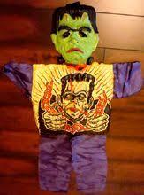 Frankenstein Halloween Costumes 35 Frank Images Halloween Masks Retro