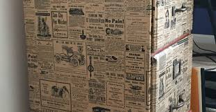chalk wrapping paper file cabinet upcycle with wrapping paper hometalk