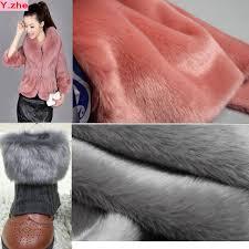 rabbit material faux fur fabric 180x50cm1pc 20 colours rabbit soft plush faux